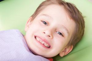 Mundfäule bei Kindern